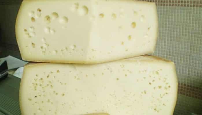 Variedades de leche