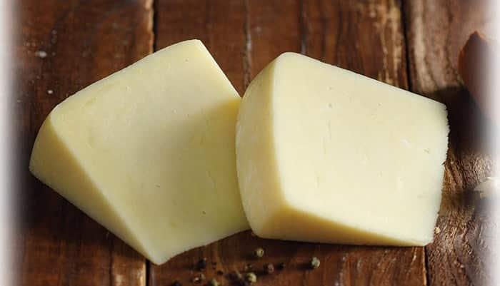 Otro tipo de queso mixto, Kasseri