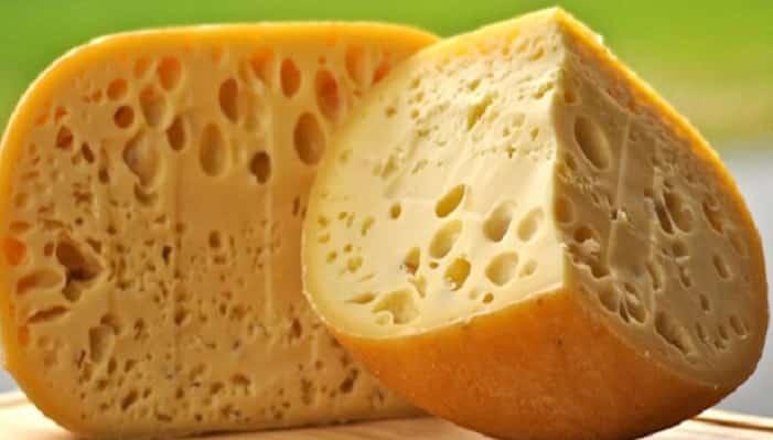 Procedimiento para la realización de un queso sin lactosa