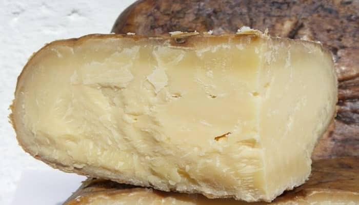 Características del queso viejo