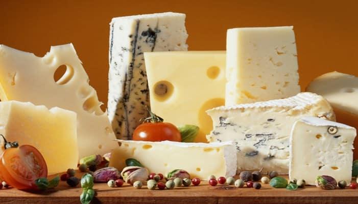 quesos italianos