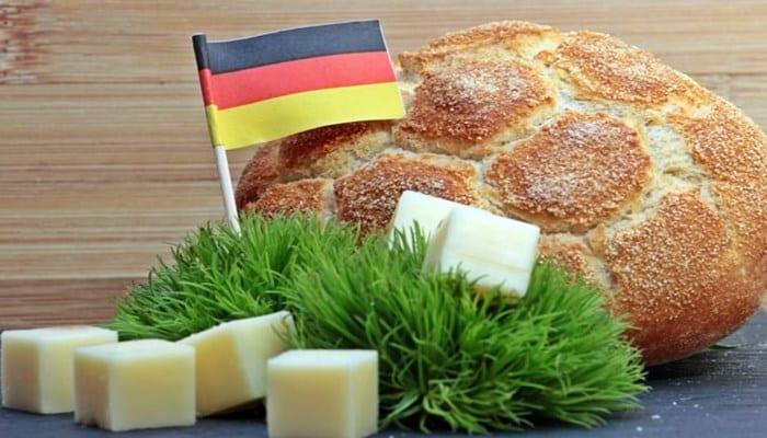 quesos alemanes