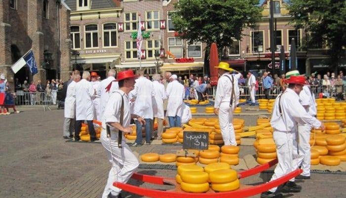 места, чтобы купить голландский сыр