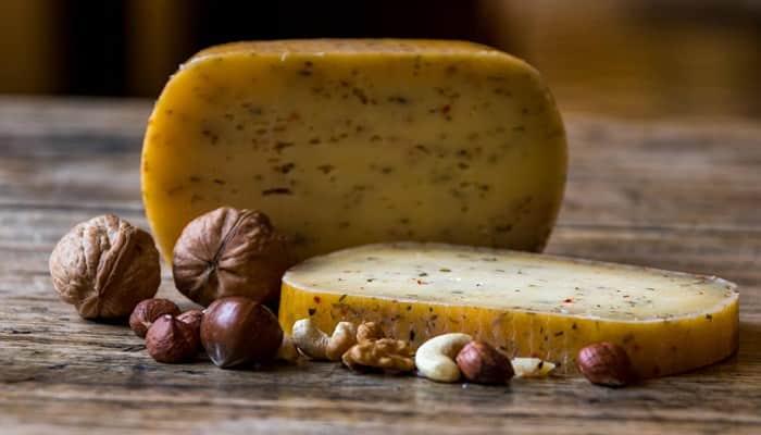 Кесо Козий сыр с травами