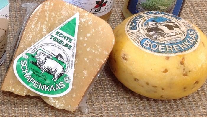 Кесо Овечий сыр Тексель