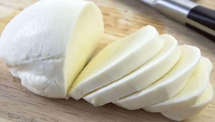 Queso Mozzarella Di Bufala Campana