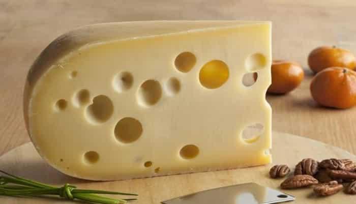Características del queso semi-curado