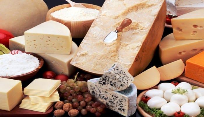 variedades de quesos argentinos que se pueden hallar en el país