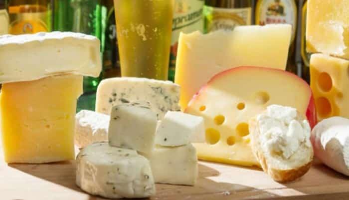 Tipos de quesos elaborados en Argentina