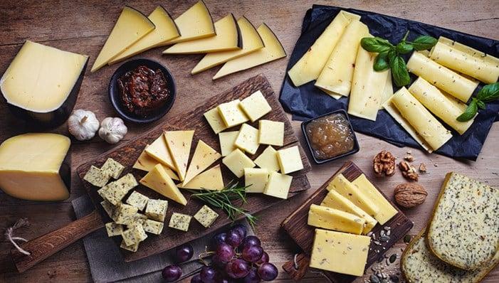 ¿De qué están hechos los quesos mexicanos?