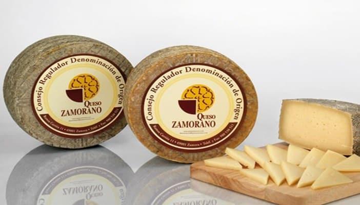 Historia del queso Zamorano