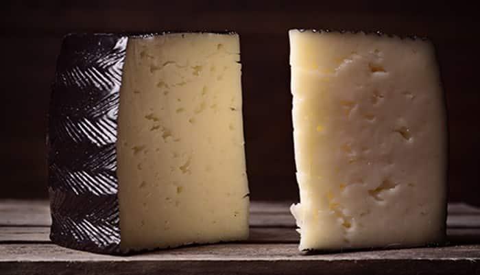 Valor nutricional del queso Zamorano