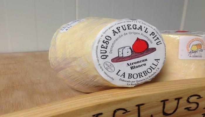 Elaboración del queso Afuega'I Pitu
