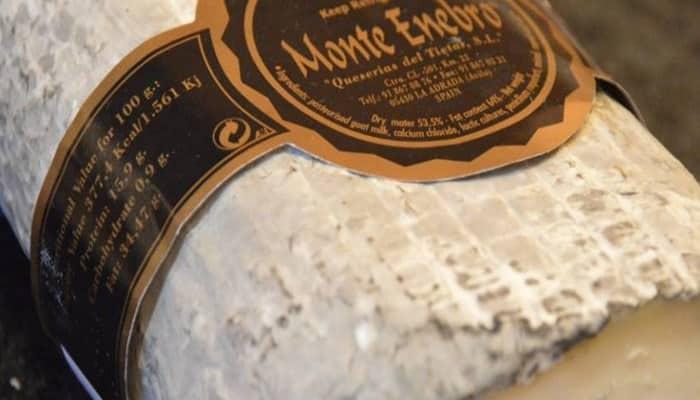Características del queso Montenebro