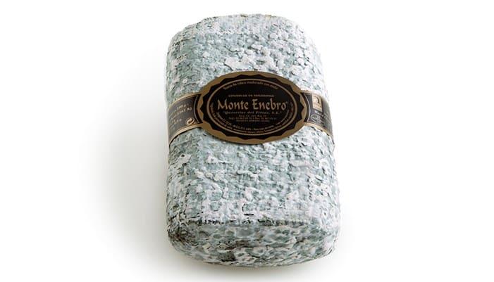 Proceso de elaboración del queso Montenebro