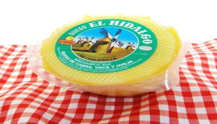 Variedades de quesos Hidalgo